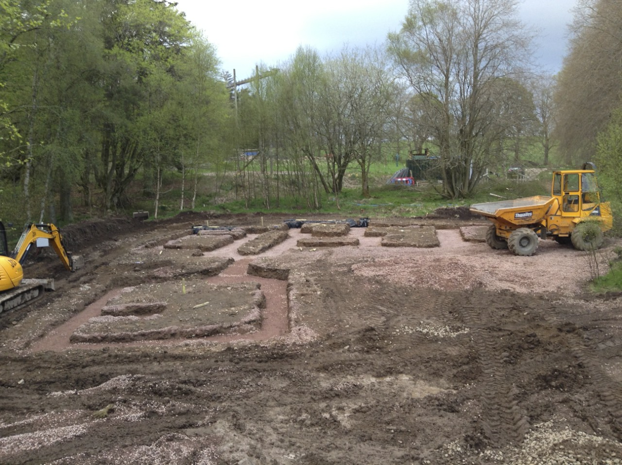 The nearly-complete foundations.